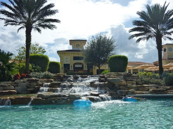 Holiday Inn Club Vacations At Orange Lake Resort : River Island Village