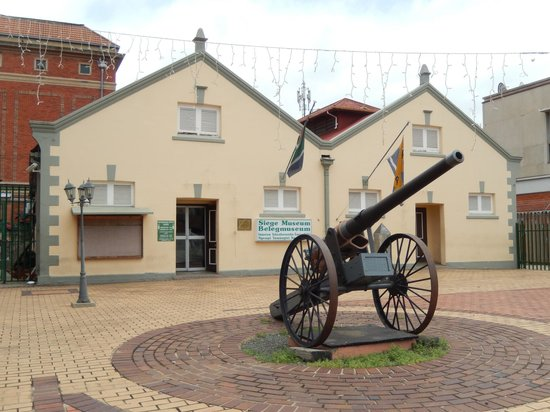 Battlefields Country Lodge: Ladysmith Seige Museum