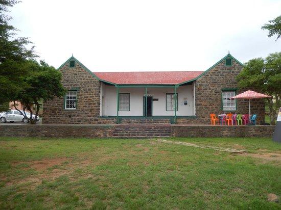 Battlefields Country Lodge: Ulundi Battlefield Museum