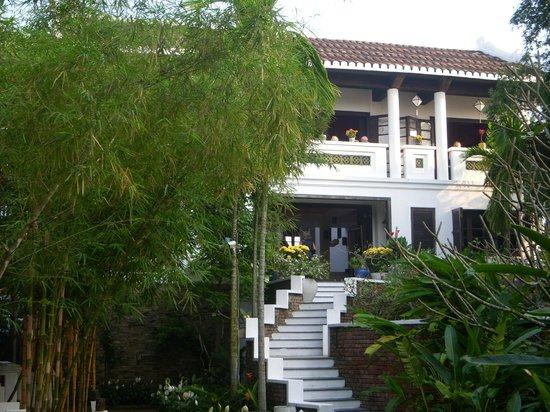 Hoi An Ancient House Resort & Spa : le bâtiment principal