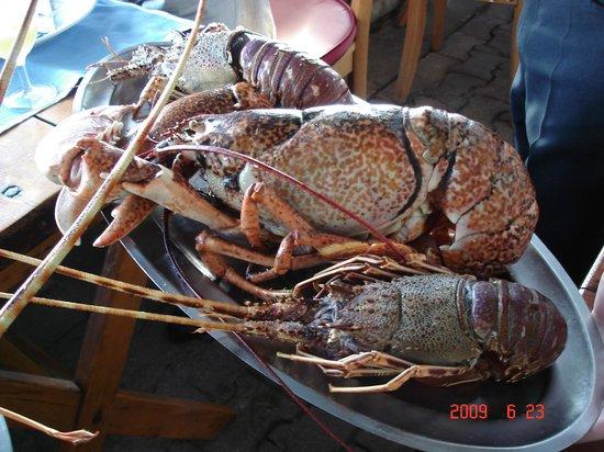 Tri Ribara Restaurant: Покажите меню?