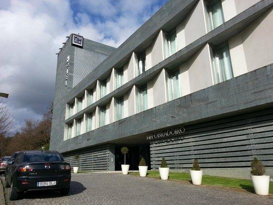 NH Collection Santiago de Compostela: Hotel