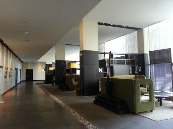 NH Collection Santiago de Compostela: Zonas comunes
