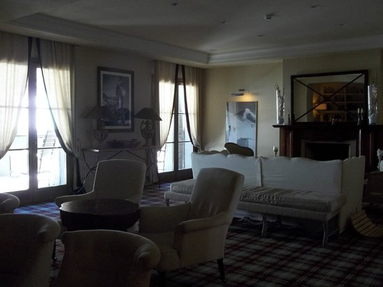Val di Luce Spa Resort: hall