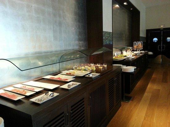 NH Collection Santiago de Compostela: Desayuno
