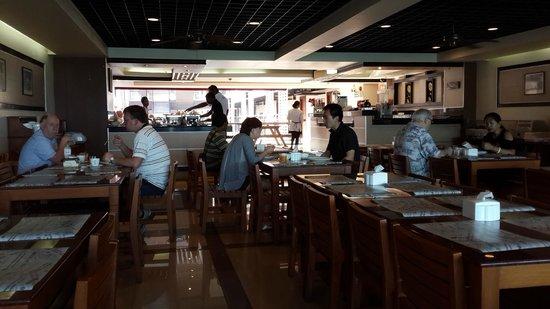 Baywalk Residence Pattaya : Dining-room