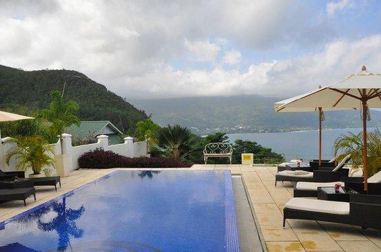 Petit Amour Villa: pool