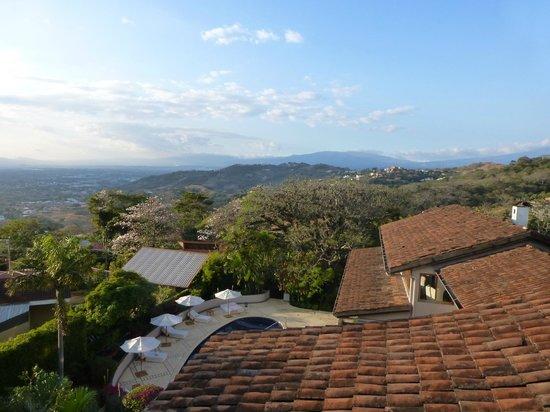 Hotel Alta Las Palomas : From the room