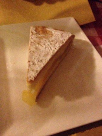 Osteria da Morandin: Torta di mele homemade