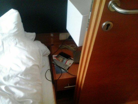 Central Hotel: camera spaziosa?