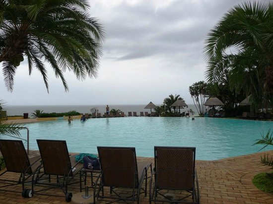 Wild Coast Sun Hotel: Pool