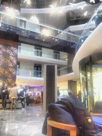 DoubleTree by Hilton Istanbul - Old Town: reception