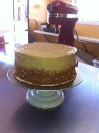 Mountain Girl Bakery: Mocha Walnut Torte
