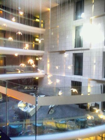 DoubleTree by Hilton Istanbul - Old Town : floors