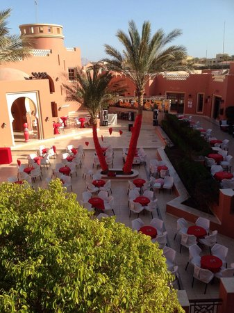 Club Magic Life Sharm el Sheikh Imperial: Preparations for the Romantic Party