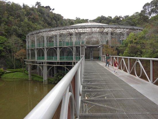 Bourbon Curitiba Convention Hotel: OPERA DE ARAME