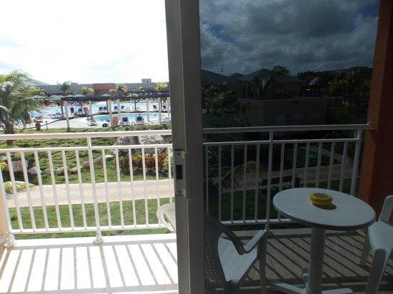 Pestana Cayo Coco All Inclusive Beach Resort: Balcon de la habitacion