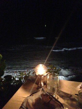 Kamuela Provision Company : the view from our table