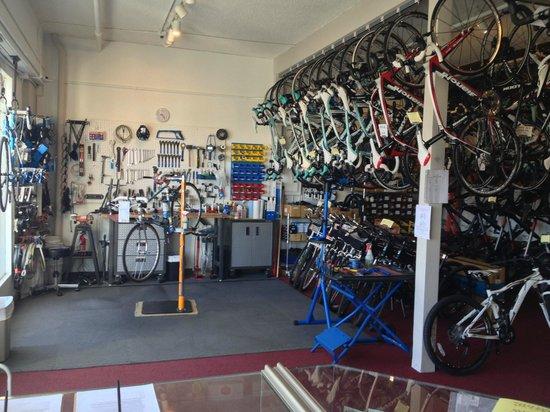 The Sausalito Bicycle Company