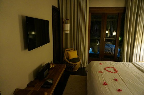The Tubkaak Krabi Boutique Resort: Chambre double superior