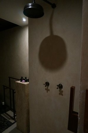 The Tubkaak Krabi Boutique Resort: Chambre double superior - Salle de bain