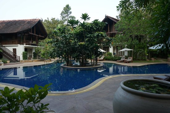 The Tubkaak Krabi Boutique Resort : Piscine