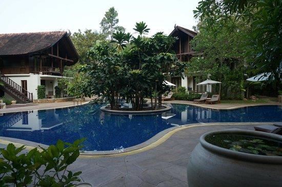 The Tubkaak Krabi Boutique Resort: Piscine