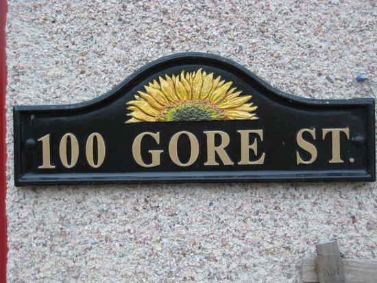 The Sunflower Bake Shop: 100 Gore Street East