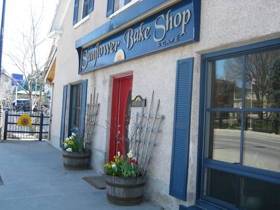The Sunflower Bake Shop