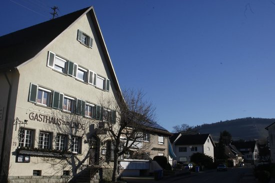 Gasthaus Linde: As good as it looks