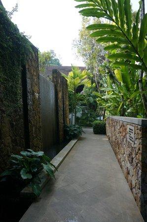 The Tubkaak Krabi Boutique Resort : Espaces extérieurs
