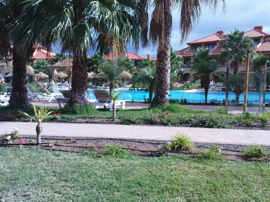Pestana Porto Santo All Inclusive : Wonderful room overlooking the pool