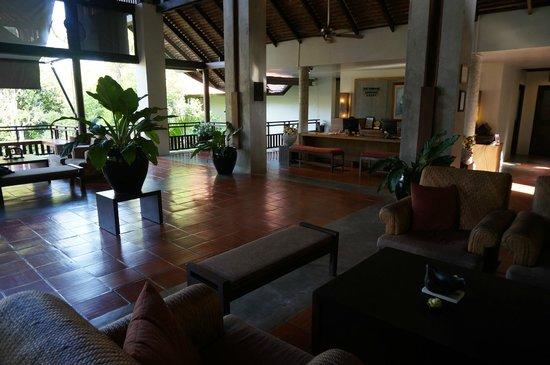 The Tubkaak Krabi Boutique Resort: Réception