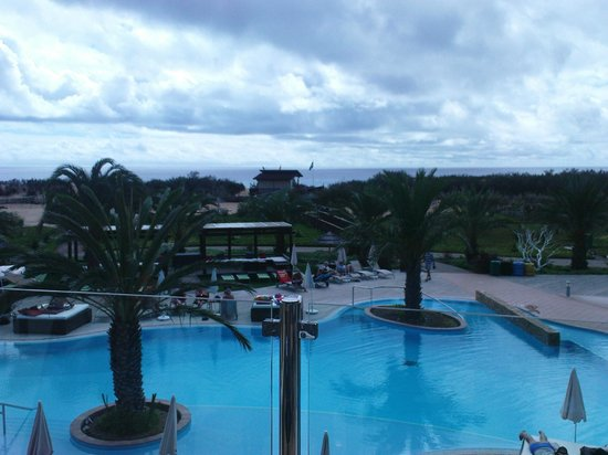 Pestana Porto Santo All Inclusive: Main pool area