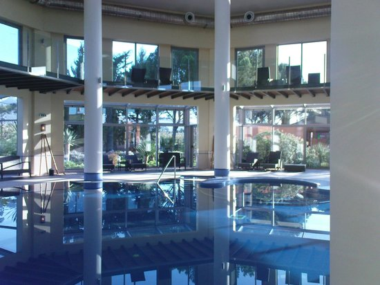 Pestana Porto Santo All Inclusive: Indoor pool and spa - an oasis