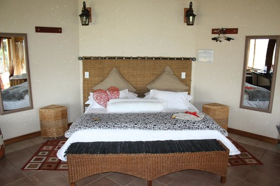 Rocky Aloe Lodge: Bedroom