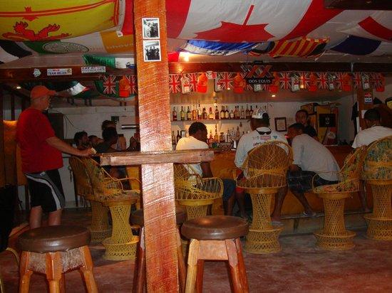 Bar at Pedro's Hotel