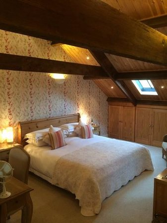 The Old Town Hall Bed and Breakfast: .....
