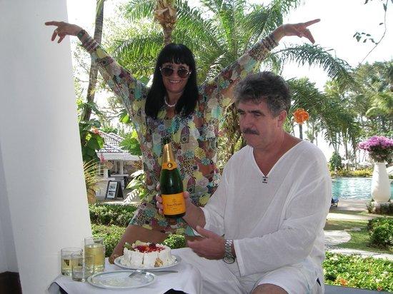 Thavorn Palm Beach Resort: вид из нашего номера!