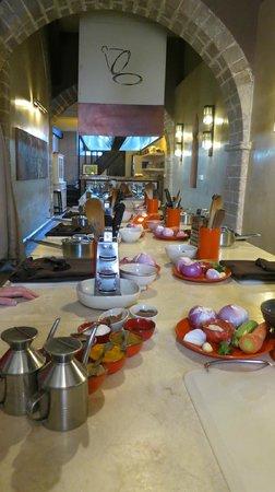 l'Atelier Madada: Cookery school