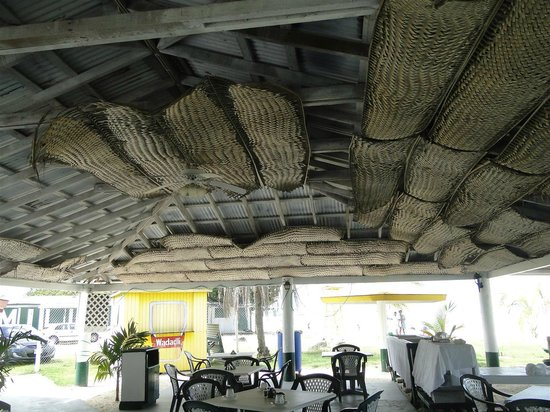 Millers By the Sea: Thatched Roof
