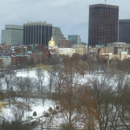 Taj Boston: Beacon Hill and Statehouse