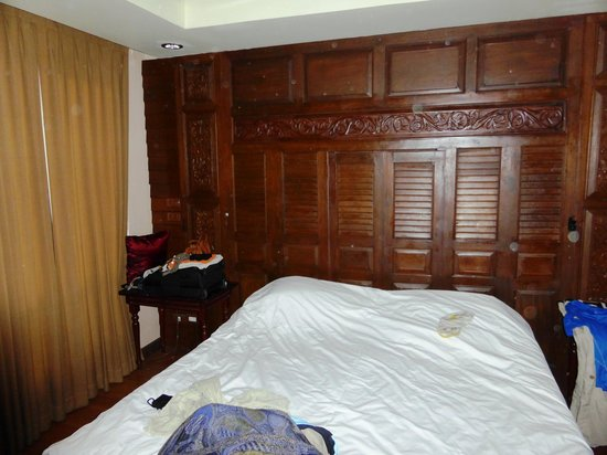 Lamphu Tree House: spacieuse