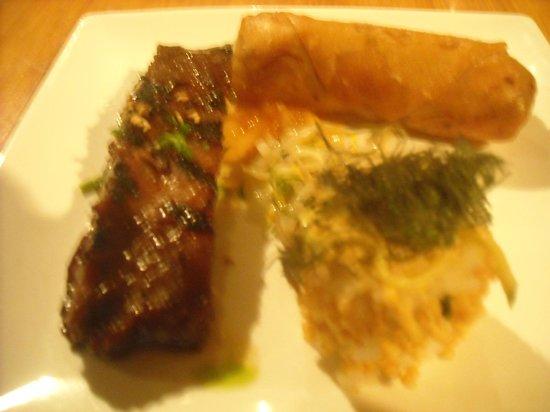 Roy's Waikoloa Bar & Grill : Delicious starter