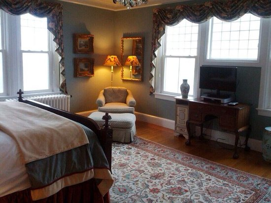La Farge Perry House : Master Suite
