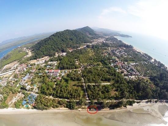 Lanta Island Resort: ko lanta z quadrokoptery