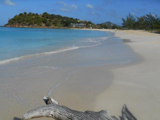 Cocobay Resort : Calm Caribbean waters!