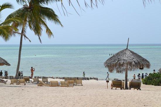 Jumbo Watamu: la spiaggia