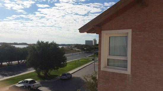 Hosteria Solar de la Costa: Vista al mar