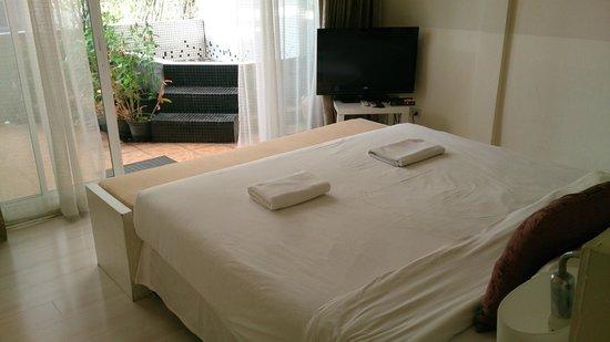 Baan Saladaeng: room 501